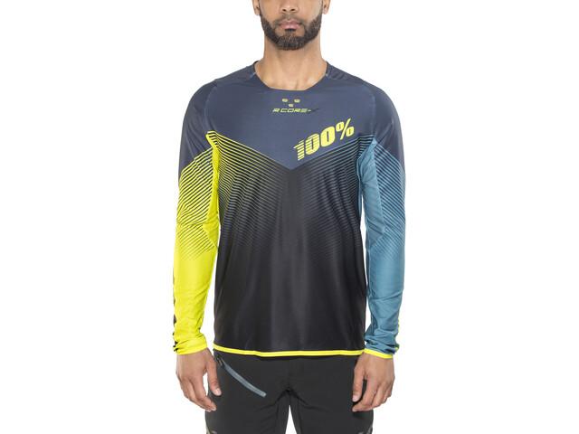 100% R-Core X DH Jersey Men black